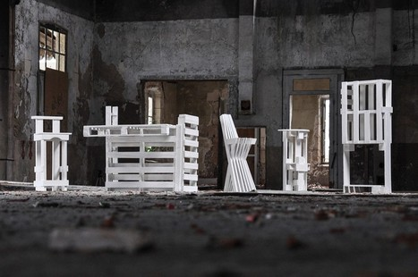 TrendsNow   Pallet furniture   Design, green design, art brut, architecture bois...   Scoop.it