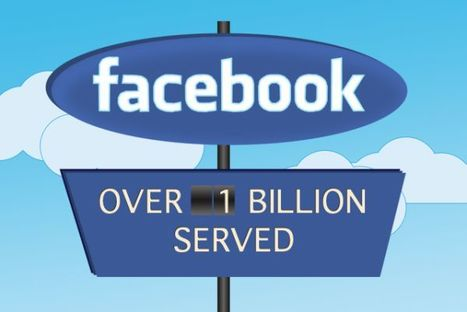 Facebook tops 1 billion active users, 600 million are mobile   Mobile & Technology   Scoop.it
