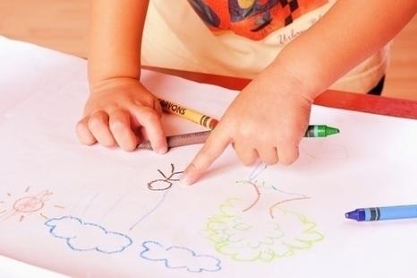 Mẹo khơi dậy đam mê vẽ vời giúp kích thích trí não con - Trẻ 1 - 6 tuổi | Tin tức | Scoop.it