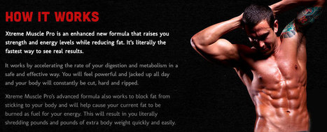 Make Muscle Building A Passion For Better Result! | Build Stronger Muscles Easily! | Scoop.it
