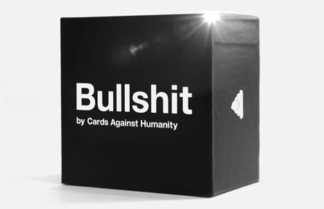 Cards Against Humanity Got 30,000 People to Buy Actual Shit for $6 a Box on Black Friday   Psychology of Consumer Behaviour   Scoop.it