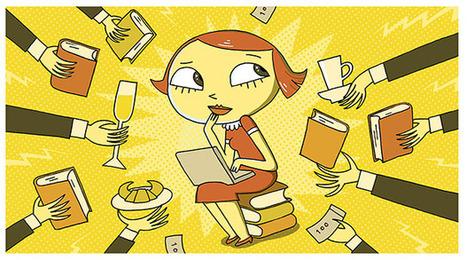 Kirjabloggarit ovat kustantamoiden uusia bestiksiä - Nyt | Kirjastoista, oppimisesta ja oppimisen ympäristöistä | Scoop.it