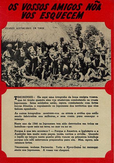 Fighting in Timor, 1942 | Australian War Memorial | world war 2 Timor | Scoop.it