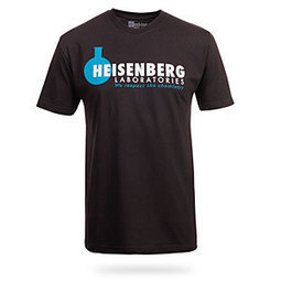 T-Shirts & Apparel : Heisenberg Laboratories | Vulbus Fashion Factory (VIFF) | Scoop.it