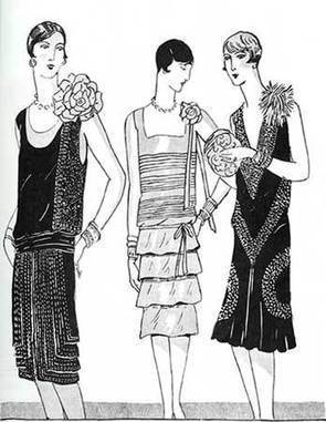 Flappers and Fashion | fashion 1920 | Scoop.it