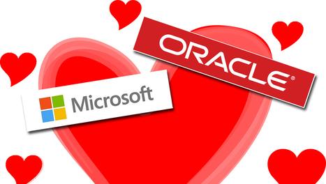 Oracle og Microsoft i tæt samarbejde: Det kommer det til at betyde for dig - Computerworld | Technology | Scoop.it
