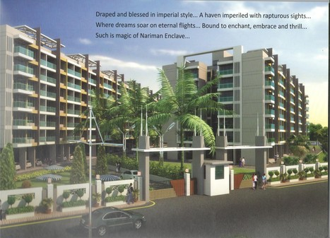 Indore Residential Flat for Sale supper corridor Indore 2 bhk flat for sale in nariman | Indore Property | Scoop.it