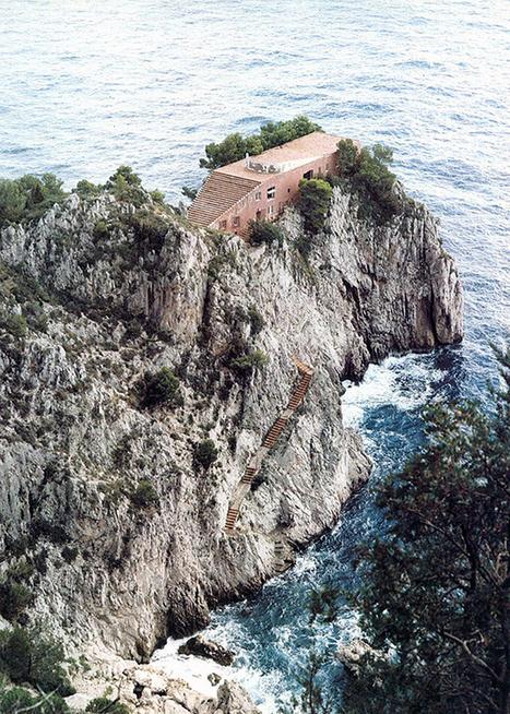 Casa Malaparte - Grandes obras de la Arquitectura de la historia | Arquitectura consciente | Scoop.it