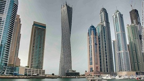 Dubai's latest superlative: The world's tallest, twisted tower | Architecture and Architectural Jobs | Scoop.it