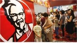 The Facts: Controversy Causes KFC's Parent Yum Brands Profit Drop | JIS Brunei: Business Studies Research: Yum Brands | Scoop.it