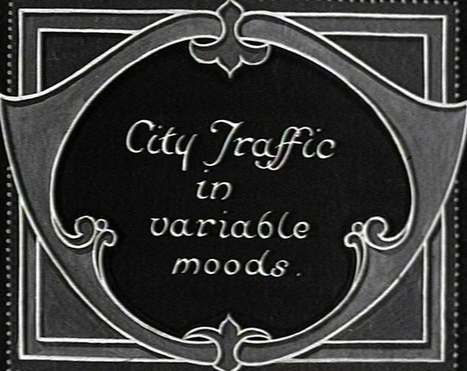 City Traffic in Variable Moods | Melbourne in the 1920's | Scoop.it