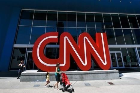 Avec un bénéfice en hausse de 14%, CNN supprimera300 postes   Veille medias   Scoop.it