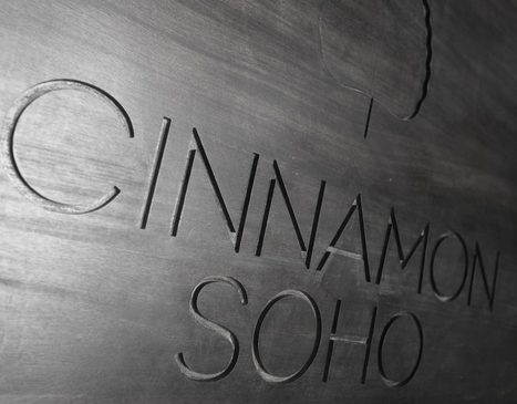 Best Pre/Post Theatre Dining in London - Cinnamon Soho | Food and Drinks | Scoop.it