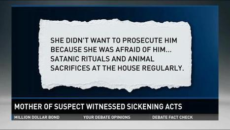 """Satanic Rituals"" At Property Where Deputies Found Human Remains - WFMY News 2 | Satanism | Scoop.it"