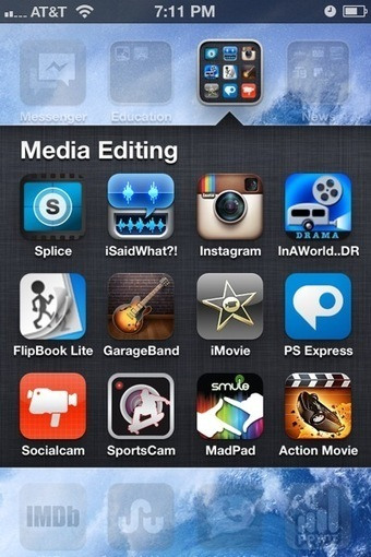 Tonight's Homework: Get These Apps - Teacherbytes - johnwoodring | Smartphones in Education | Scoop.it