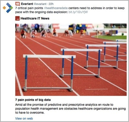 The Evolving Role of Social Media in Healthcare | Digital Media & Science | Scoop.it