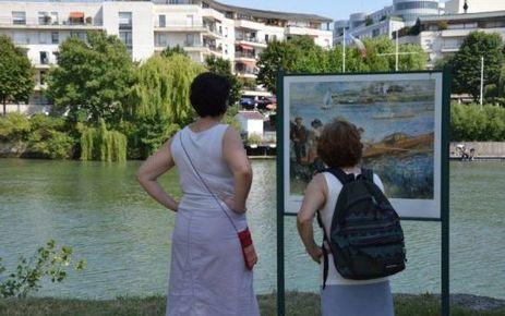 Dans les pas des Impressionnistes sur l'île de Chatou | Chatou | Scoop.it