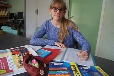 Pour Emilie Adde, le bac a déjà commencé , Alençon 12/06/2013 - ouest-france.fr   Revue de presse du lycée Alain   Scoop.it