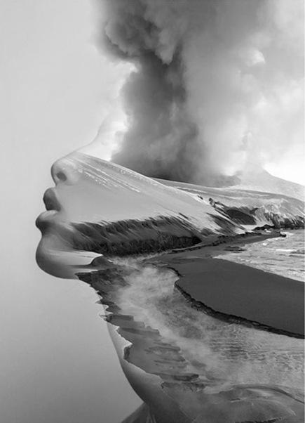 Hypnotic Fusion of Portraits by Antonio Mora | Arte y Cultura en circulación | Scoop.it