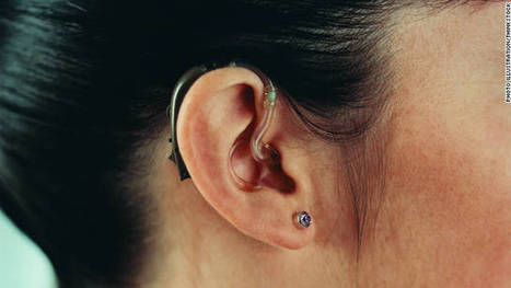 Hearing loss may push decline in memory, thinking – The Chart ...   Hearing News   Scoop.it