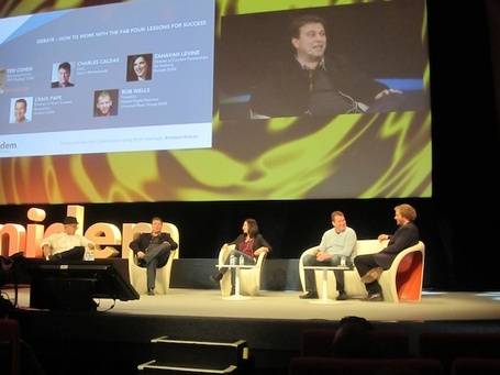 Google, Merlin, Amazon, Universal Reps Explore the Future of Digital Music @MIDEM, Ted Cohen Referees | Music business | Scoop.it