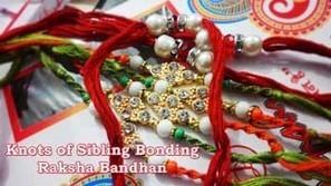 Knots of Sibling Bonding - Raksha Bandhan   vanitha   Scoop.it