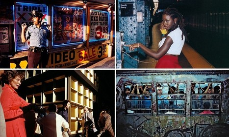Film celebrates a century of New York street photography | Photography | Scoop.it