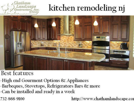 23: CLC's home remodeling in New Jersey specializes in Custom... - chathamlandscape | Landscape companies | Scoop.it