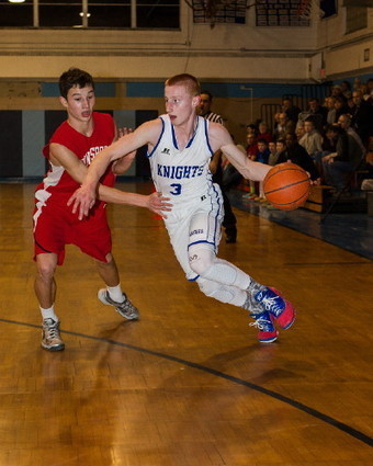 Tigers' defense too much for Lunenburg | Calvin LHS basketball | Scoop.it