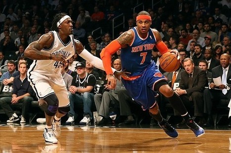 Top 5 Reasons Why The Knicks are Championship Contenders | 1920'sProjectBySHELDON | Scoop.it