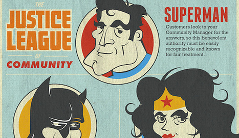 Community Managers are the Superheroes of Customer-obsessed Businesses | Community Manager best practices | Scoop.it