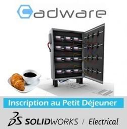 Petit Déjeuner SolidWorks Electrical (59) | Logiciels CAO pour l'industrie | Scoop.it