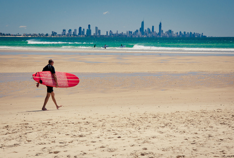 Why Australia's Gold Coast is Considered to be the Perfect Surfing Location | Gold Coast Tourism | Scoop.it