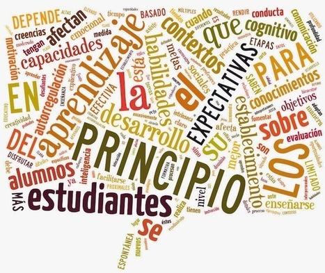 20 principios de la Psicología que no querrás ignorar. #educación | E-Learning, Formación, Aprendizaje y Gestión del Conocimiento con TIC en pequeñas dosis. | Scoop.it