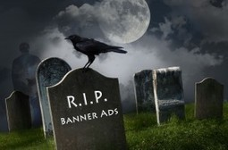 The Death of Banner Ads and the Future of Mobile Advertising - NativeMobile.com | Display and Mobile Advertising | Scoop.it
