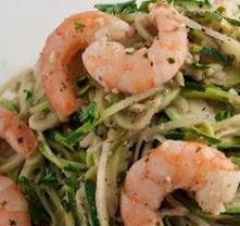 Spaghetti zucchine e gamberetti : Ricette di cucina | ricette della tradizione | Scoop.it