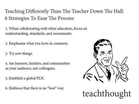 How To Teach Differently | INTELIGENCIA GLOBAL | Scoop.it