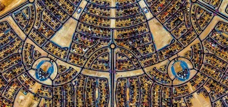 9 Vivid Distortions of Google Earth Images | Sustainable Futures | Scoop.it