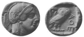Ancient Greek Coins | Gifts of the Ancients | Scoop.it