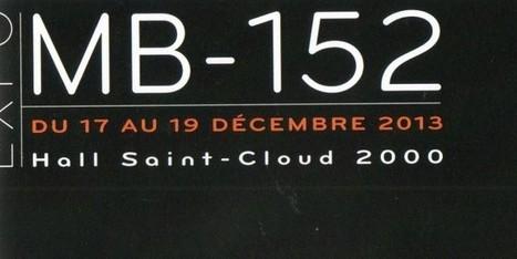 Le MB-152 revit grâce aux ingénieurs de Dassault Aviation   Musées du monde et actualités sur le numérique   Scoop.it