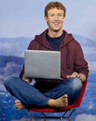 Zuckerberg – nu i vax | Sociala Medier idag | Scoop.it