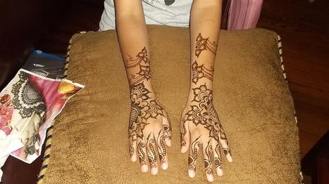 Henna Artist for Parties | Henna Designs | Scoop.it