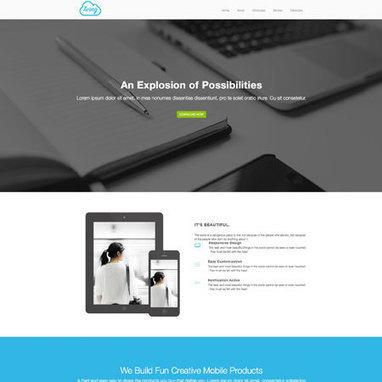 OnePage Website Builder for WordPress and Joomla! | Public Relations & Social Media Insight | Scoop.it