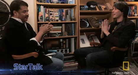 The Value of Science, with Brian Cox - StarTalk Radio Show by Neil deGrasse Tyson | STEM Connections | Scoop.it