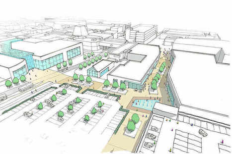 £200m shopping centre revamp plans good for Telford, says MP ... | glazingrefurb.com | Scoop.it