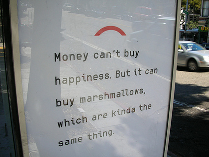 8 ways that money can buy happiness: - Barking up the wrong tree   Radical Compassion   Scoop.it