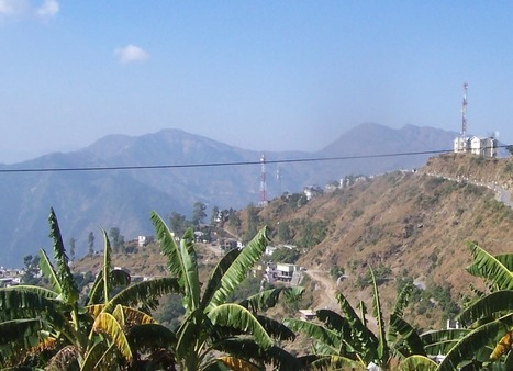 Solan District In The North West and Shimla Lies In The North. | internet | Scoop.it