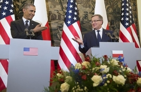Obama unveils $1 bn security plan for eastern Europe   Business Video Directory   Scoop.it