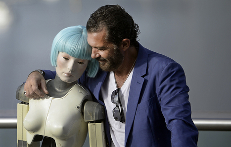 Automata avec Antonio Banderas | The Blog's Revue by OlivierSC | Scoop.it