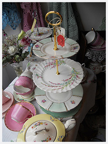 Traditional Vintage China Hire and Accessories   China Hire Service   Vintage China Hire Service   Scoop.it